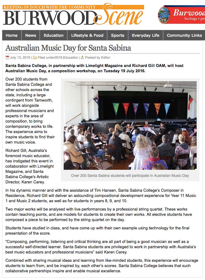 Austalian-Music-Day
