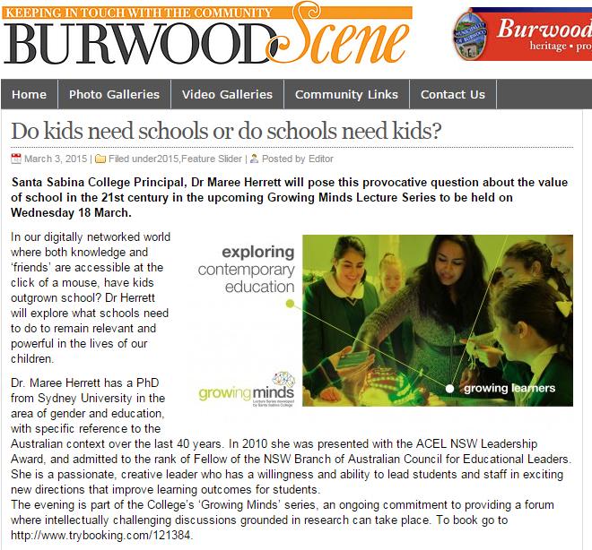 Do Kids Need Schools Mar 3