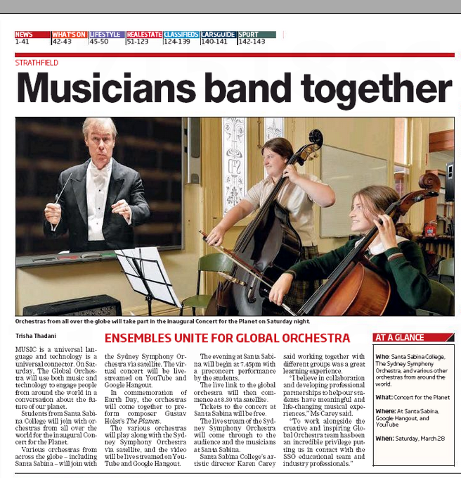 Inner West Courier - 24 March 2015