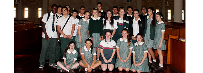 Coalition Of Knowledge Building Schools Visit Santa