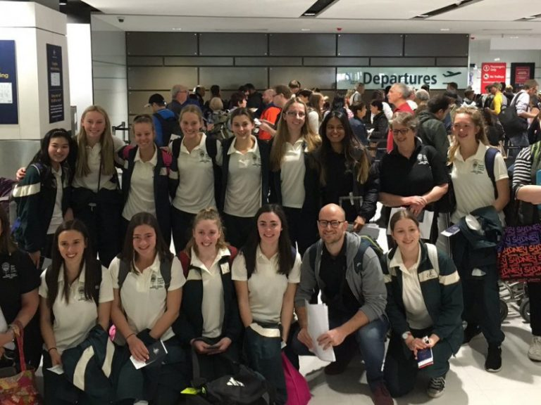 South Africa Immersion 2016 - Santa Sabina College