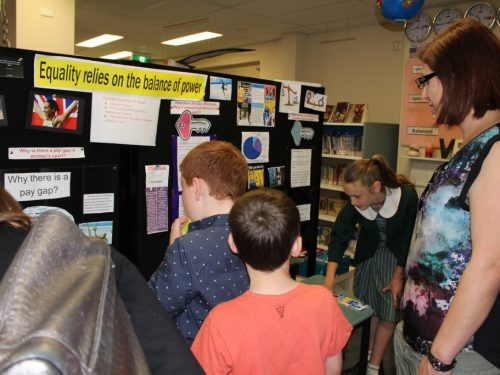 Year 5 Primary Years Programme Exhibition