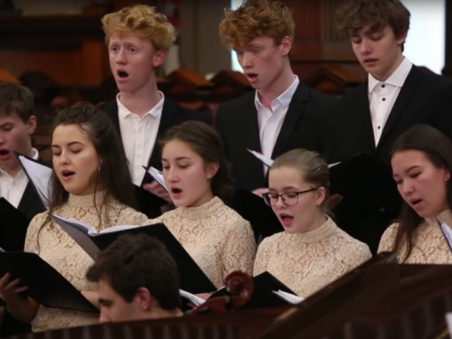 Sankt Annæ Youth Choir Video