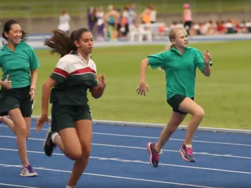 2017 Athletics Carnival Years 6–12