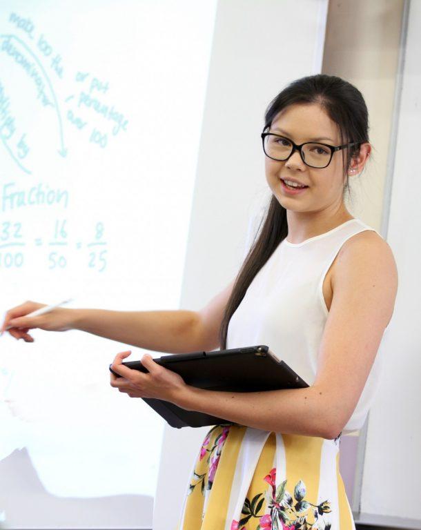 Introducing Emma Crosswell, Mathematics Teacher