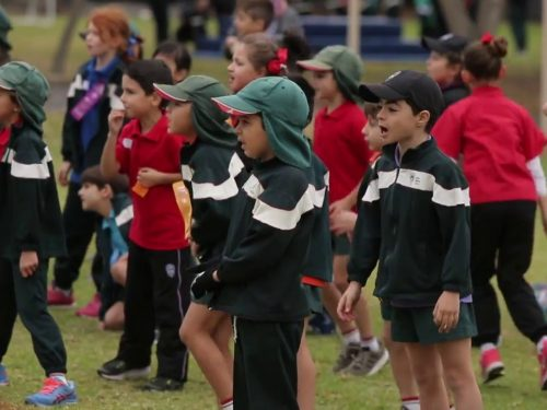 Primary Years Athletics Carnival