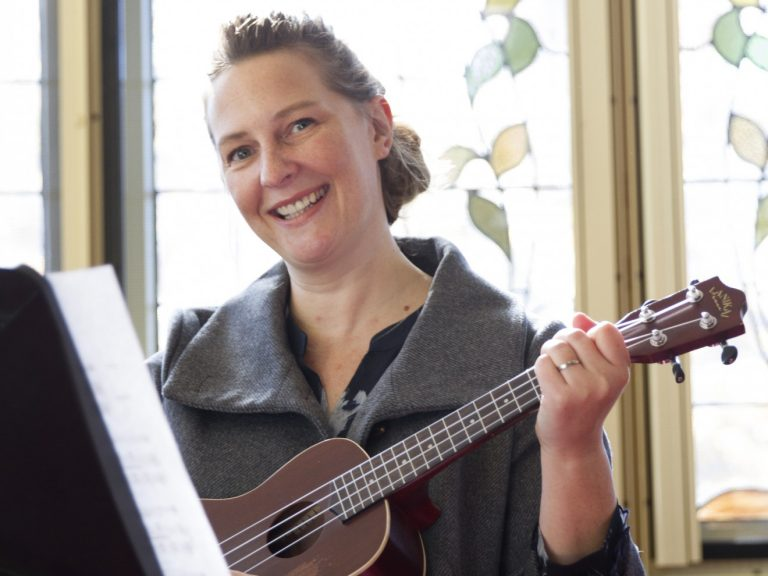 Introducing Deborah Cunneen, Music Teacher