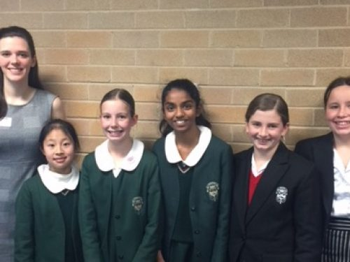 Year 6 Superstar Coders named NSW champions!