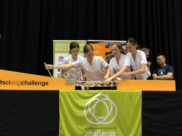 Champion school in science and engineering