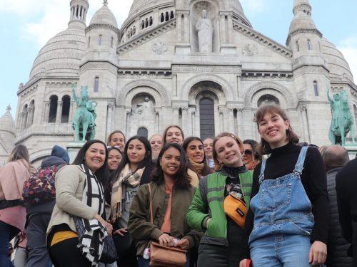 France study tour