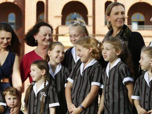Celebrating 125 years of Santa Sabina across four generations