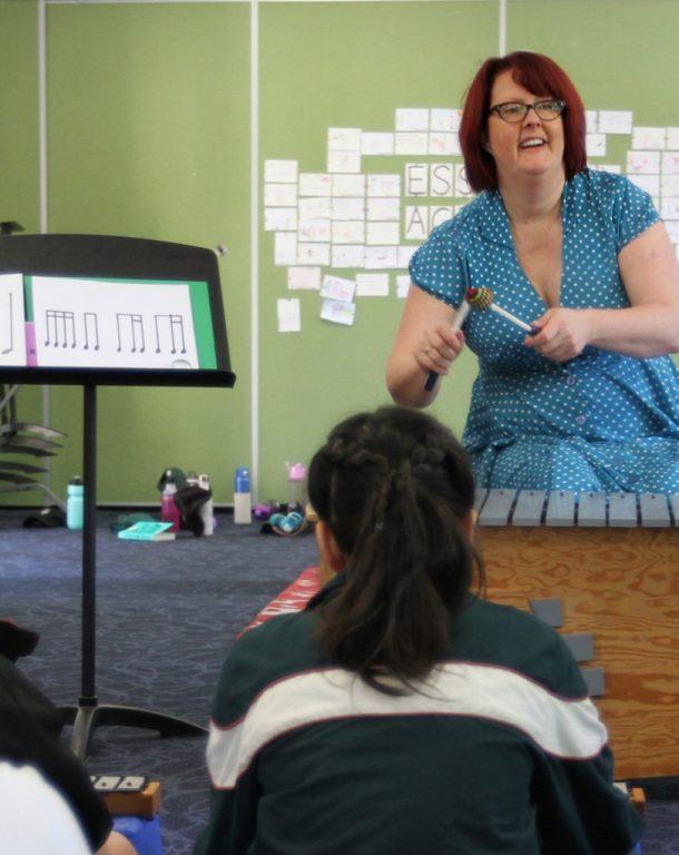 Introducing Danielle Abbott, Music Coordinator, Primary Years