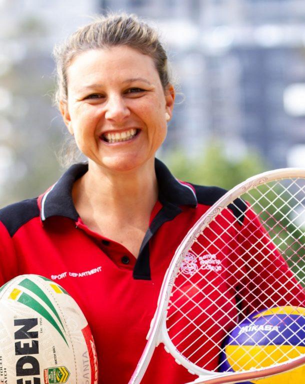 Introducing Danielle Larkin, Sports Administrator