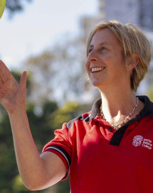 Introducing Kate Munro, Sports Administrator