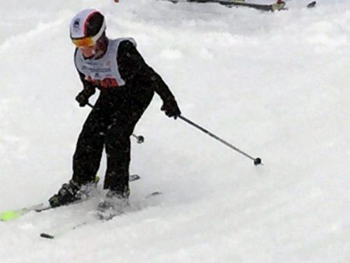 Sophia to ski at state level