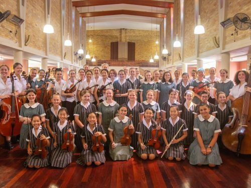 Santa Sabina European Music Tour