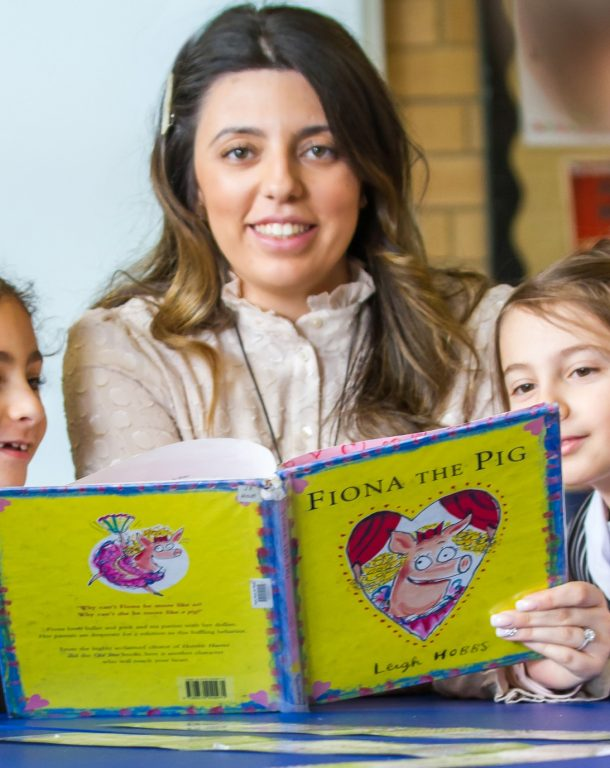 Introducing Alana Moore, Year 1 Teacher