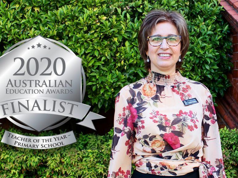 Introducing Stella Azizian, Co-curricular Coordinator