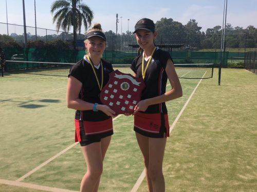 Tennis – CGSSSA Champions 2019!
