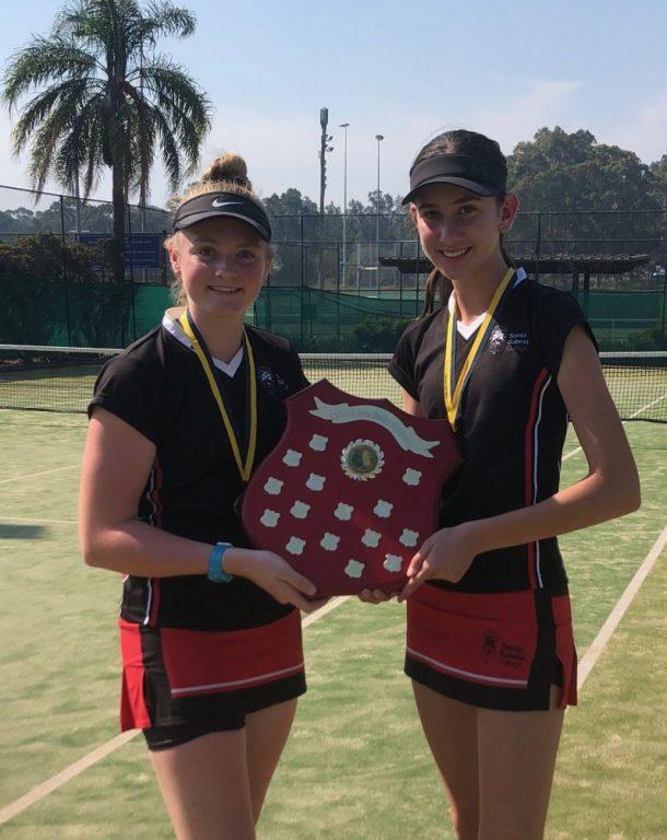 Tennis – CGSSSA Champions 2019! thumbnail