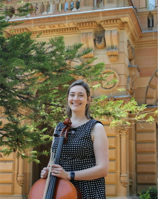 Introducing Andrea Biddle, Music Teacher and new Head of House for Kurrawa