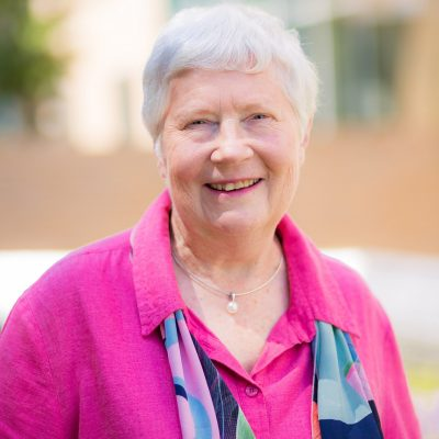 Santa Stories: Emeritus Professor  Jenny Edwards PhD (Class of 1964) thumbnail