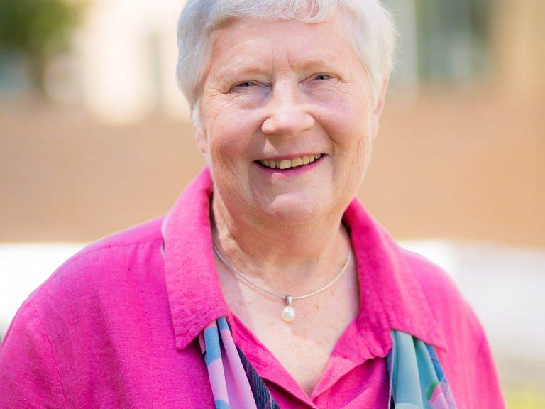 Santa Stories: Emeritus Professor  Jenny Edwards PhD (Class of 1964)