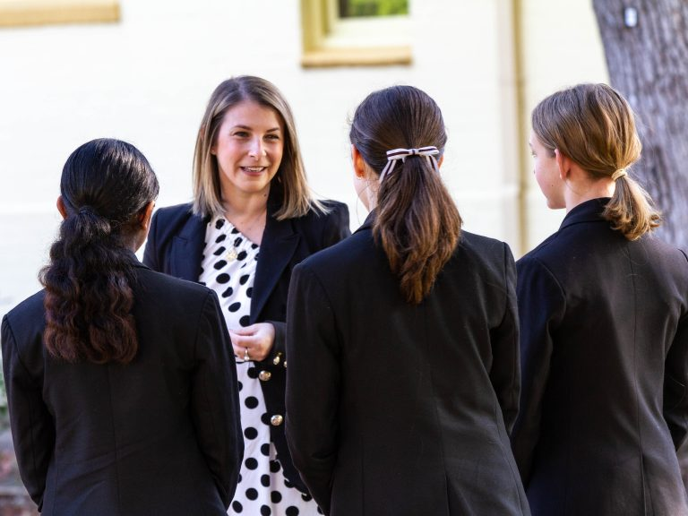 Introducing Elise Whiley, Head of PDHPE
